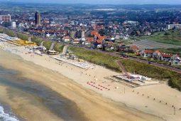 robbossink luchtfoto zandvoort zuid