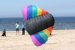 strand vliegeren jumpout